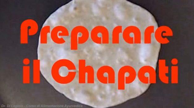 Preparare il chapati